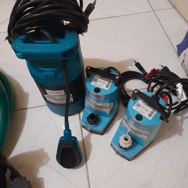 Kit completo de Equipamentos para Limpeza de Caixa D'água - Foto 4