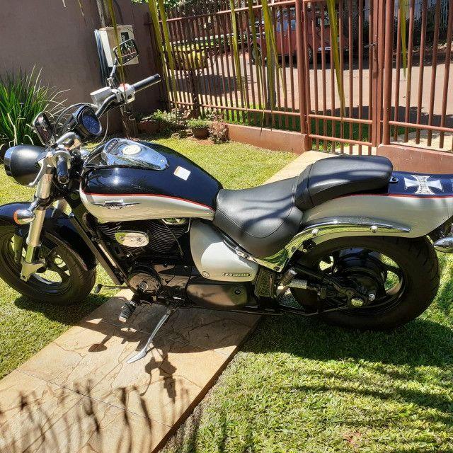 Moto Suzuki Boulevard 2009 - Foto 15