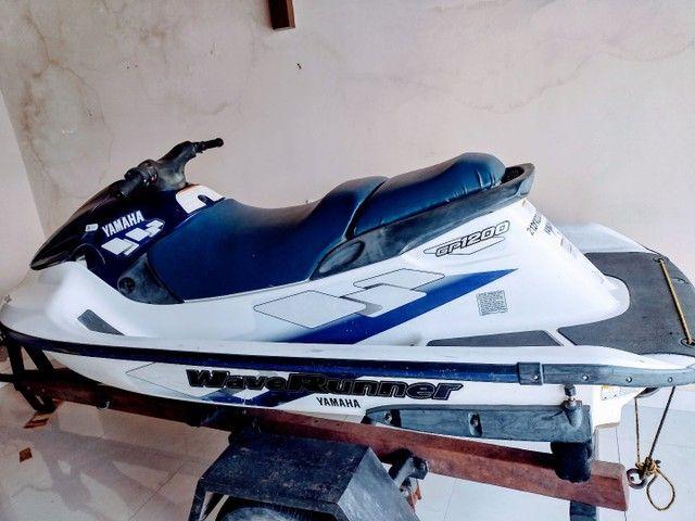 Jet sky GP 1200 Yamaha - Foto 2