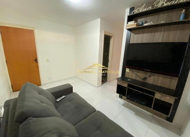 Apto terrio no condominio vista de laranjeiras  02 qtos, area goumert 2 banheiro  - Foto 3