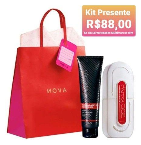 Kits presentes Avon só na Ld.variedades Multimarcas têm  - Foto 3