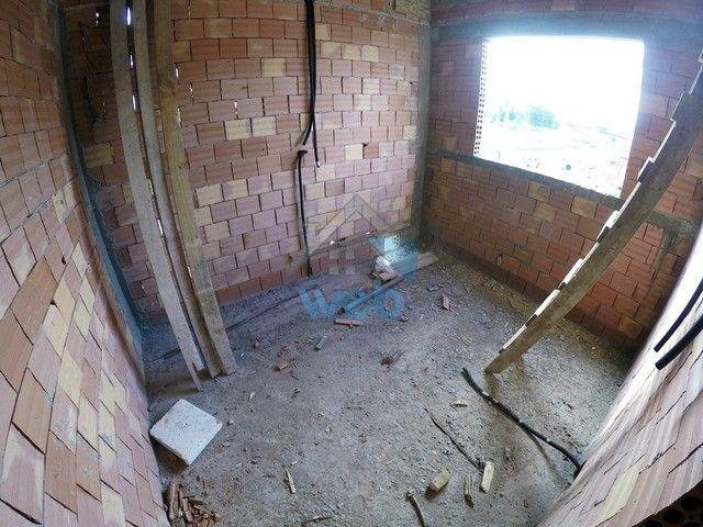 Excelente sobrado de esquina à venda no Bairro Campo de Santana, em fase de construção, co - Foto 9
