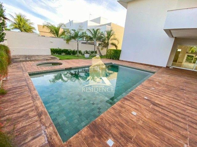 Casa de Luxo Alphaville 1 - Cuiabá - ótima localização no condomínio.  - Foto 19