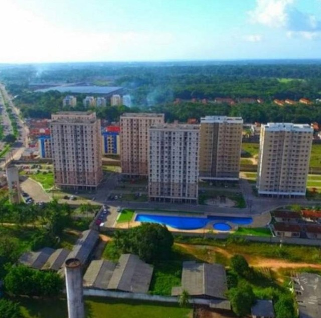 Apartamento para venda possui 50 metros quadrados com 2 quartos em Tenoné - Belém - PA