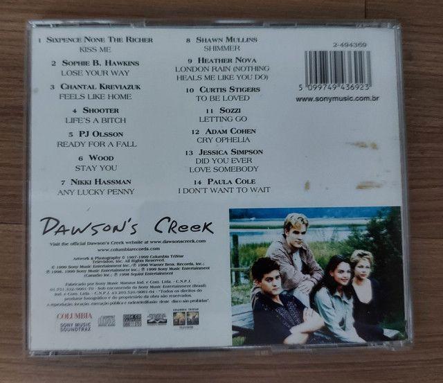 Combo Dawson's Creek: Box Primeira Temporada com 3 dvds + 1 Cd Trilha Sonora - Foto 6