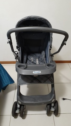 Carrinho de bebê burigotto at6