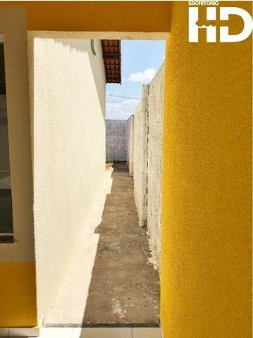 Extremoz, nova entrada, Moinho dos Ventos, 10 x 20, 2 quartos c/ suíte - Foto 5