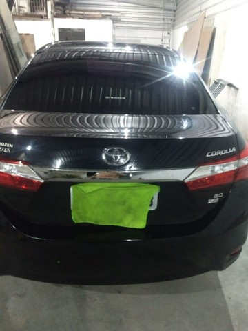 Toyota Corolla xei automático 2.0 flex com GNV g 5 - Foto 10