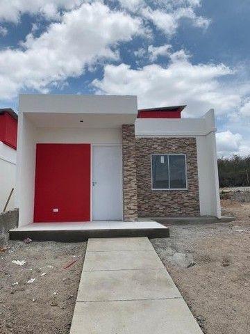 Casa 2 quartos pronta pra morar - 160 mil com financiamento caixa!  - Foto 4