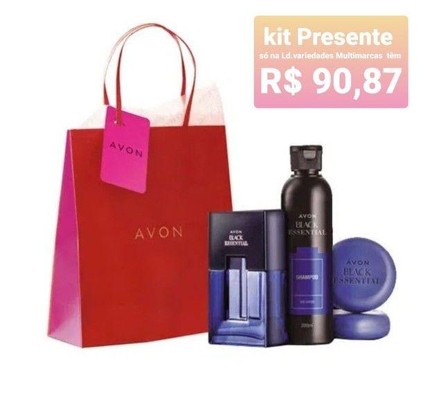 Kits presentes Avon só na Ld.variedades Multimarcas têm  - Foto 2