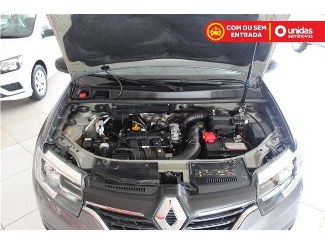 Renault Sandero 1.0 12V Sce Flex Life Manual ***Oportunidade*** - Foto 9