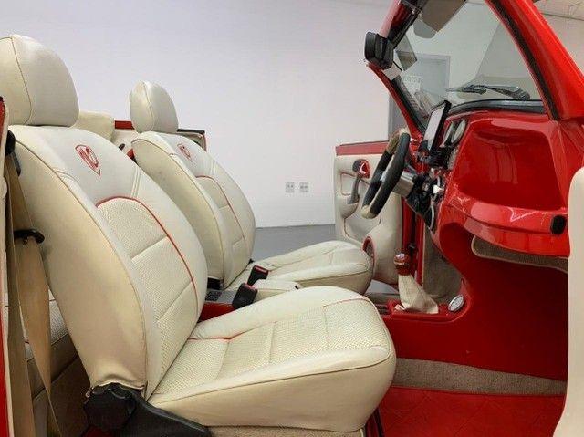 Fusca TT Cabriolet Customizado  - Foto 13