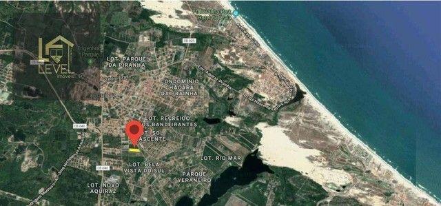 Terreno à venda, 248 m² por R$ 56.000 - Loteamento Bela Vista do Sul - Aquiraz/Ceará