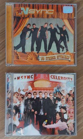 NSYNC - 2 CDs E 1 DVD - PERFEITO ESTADO