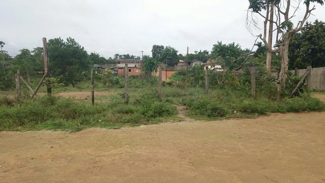 Vendo terreno em Porto Grande