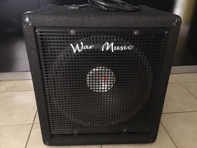 Amplificador de Baixo Warm Music BS 15c - 200W