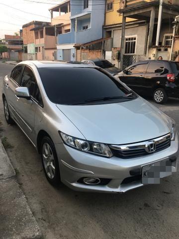 Honda Civic EXS Com Teto Solar O Mas Top Da Categoria