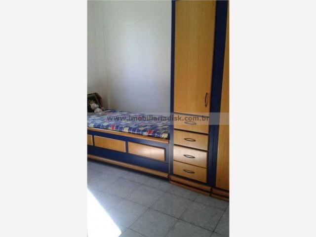 Apartamento à venda com 2 dormitórios em Dos casas, Sao bernardo do campo cod:16567 - Foto 4