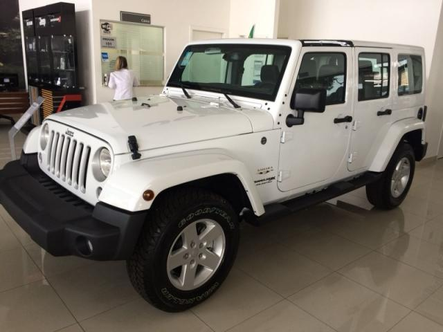 JEEP WRANGLER 3.6 UNLIMITED SAHARA 4X4 2018