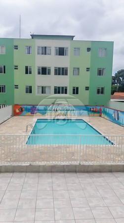 Apartamento à venda com 3 dormitórios em Sabiá, Araucária cod:149259