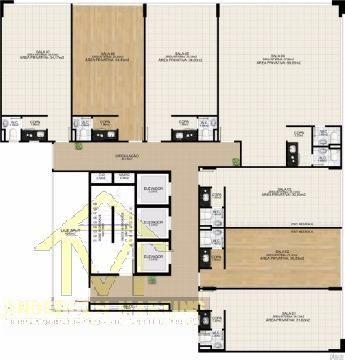 Escritório à venda com 0 dormitórios em Praia da costa, Vila velha cod:3897 - Foto 6