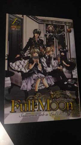 Manga Full Moon Volume 1