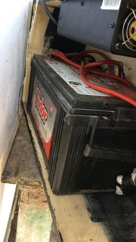 Bateria TUDOR 150 amperes