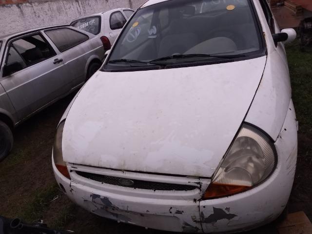 Ford Ka 1.0 Endura 1998 Sucata Em Peças e Acessorios - Foto 5