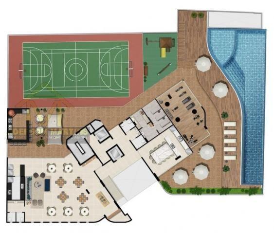Apartamento à venda com 4 dormitórios em Praia do canto, Vitória cod:8269 - Foto 15