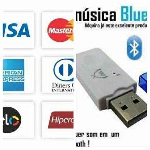 98802-6248 bluetooth usb para todo tipo de som Rs29
