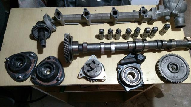 268e43180 Peças motor diesel Dakota Sport 2000 - Peças e acessórios - Jardim ...