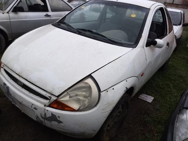 Ford Ka 1.0 Endura 1998 Sucata Em Peças e Acessorios - Foto 6