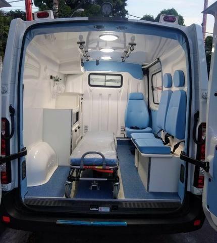 Ambulância Simples Remoção (Pack Confort) - Foto 8