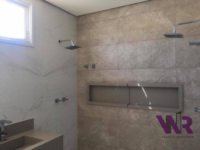 Privilegiada casa á venda, em condomínio fechado, no Gran Royalle - Montes Claros/MG - Foto 13