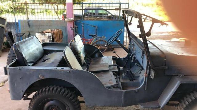 """Willys Jeep CJ-5 1954/1954 """"Coleção"""" - Foto 8"""
