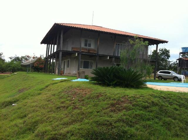 Chácara no Lago de Manso C/ Casa Beira de Rio e Piscina - Foto 2