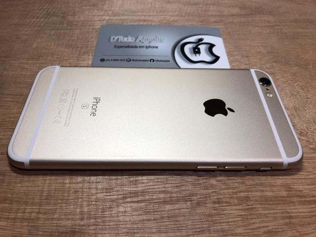 Iphone 6s 64gb sem detalhe, 6xR$225 no cartão - Foto 3