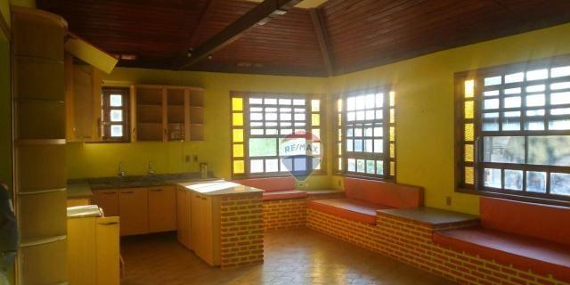 Casa à venda, 266 m² por r$ 350.000,00 - village iii - porto seguro/ba