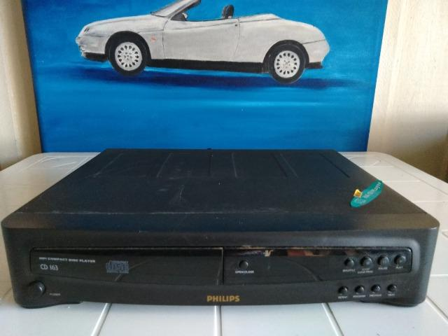 Philips CD Player CD163