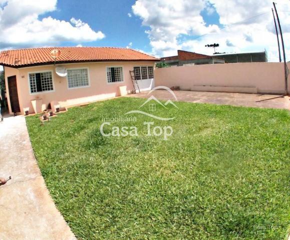 Casa à venda com 3 dormitórios em Cara-cara, Ponta grossa cod:1741 - Foto 2