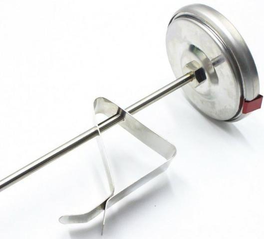 COD-AP50 Termômetro Analógico Culinário Churrasco Cozinha Alimentos Automação Robotica - Foto 2