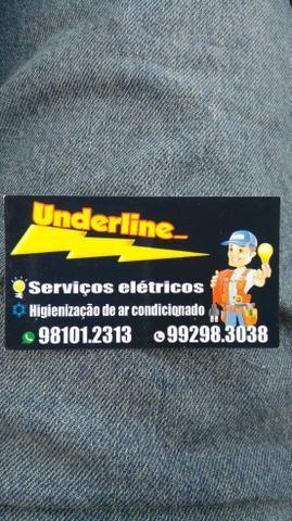 Eletricista zap *. *