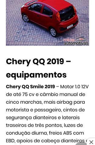 CHERRY QQ 2019 zero km - Foto 10