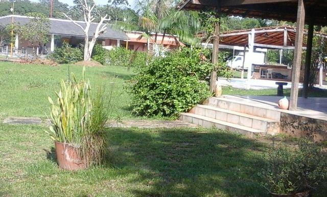 Chácara em condomínio fechado em Benevides Amazon Flora aceito permuta - Foto 14