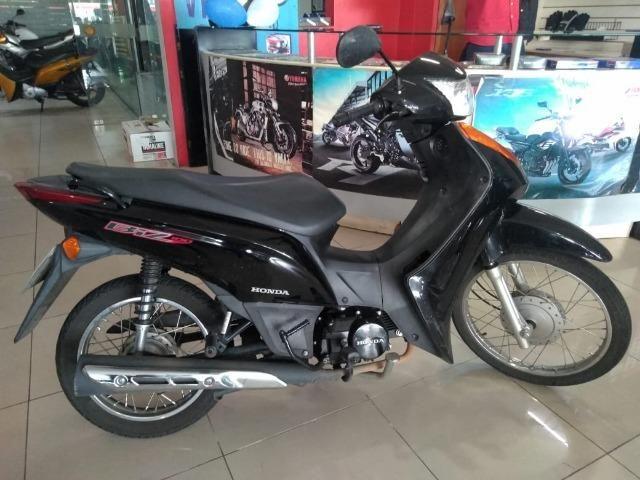 Biz 100 ES 2013 Preta / Linda moto na Yamaha de Sapiranga, consulte!