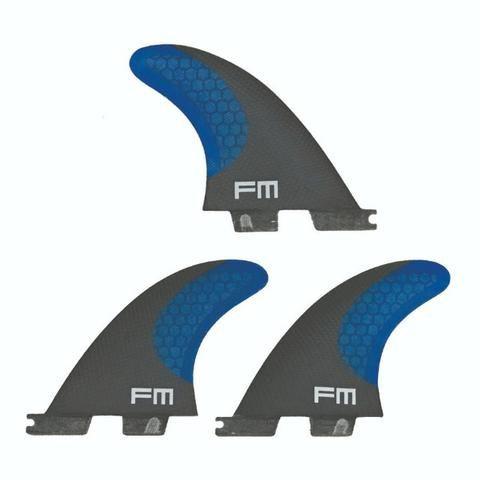 Quilhas de Carbono Fcs, Fcs 2 e Futures Novas Kit Completo - Foto 5