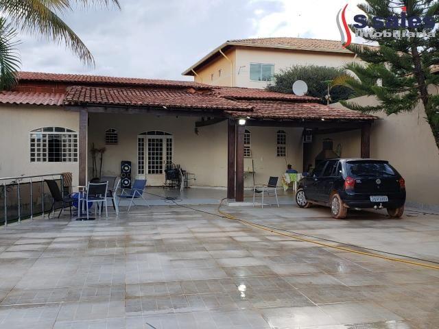 Casa à venda com 1 dormitórios em Setor habitacional vicente pires, Brasília cod:CA00459 - Foto 2