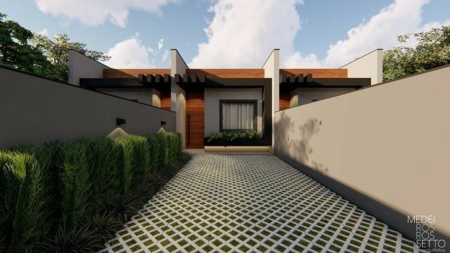 Geminados, com 02 quartos, para venda, Jardim Paraíso - Foto 3