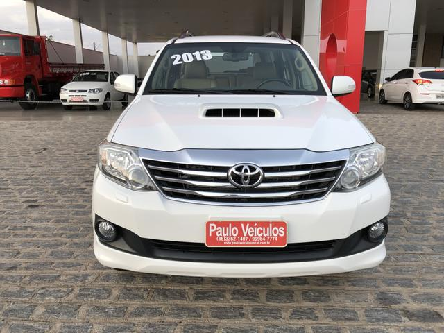 Toyota hilux sw4 srv ano/2013 - Foto 2