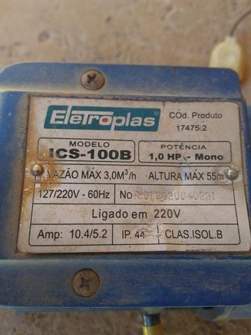 Bomba Eletroplas - Foto 4